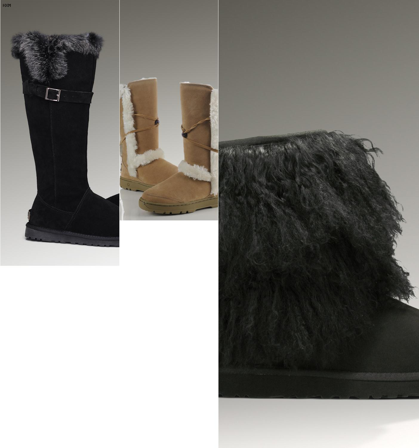 ugg heren wanten